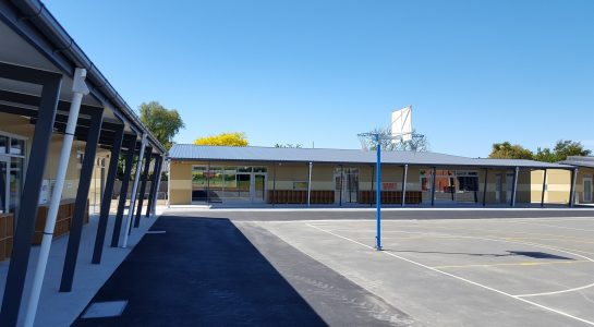 St Joseph's School – New Classroom Blocks image 2