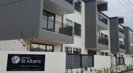 St Albans Retirement Village image 1